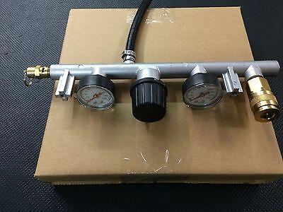 Dewalt Porter Cable Air Compressor Regulator Manifold Assy 5140062-33