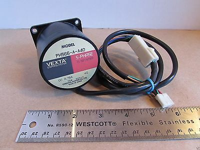 Oriental Motor Vexta 5 Phase Stepping Motor Ph566-a-a40