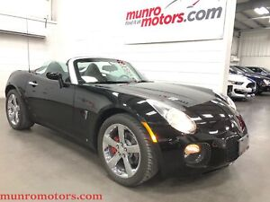 2008 Pontiac Solstice 2008 Pont Solstice GXP Leather Chrome Whee