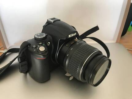 $280 Camera: Nikon D5000 + 2 lenses + Charger + 8GB memory card