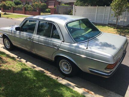 1982 Mercedes-Benz 280 Silver ideal for car collectors