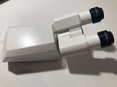 Carl Zeiss Microscope Head 425520-9000 444036-9000 Pi 10x23 Pair