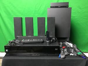 Sony HBD-E770W 3D  Bluray Player + Home Theater + S-AIR Wireless Surround Amp