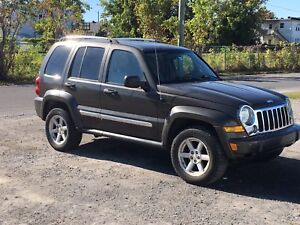 2006 Jeep Liberty limited editions  Trail Rated 4x4 A1