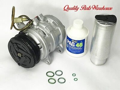 1996 1998 Suzuki X 90 All Engine USA Reman compressor w 1 year warranty