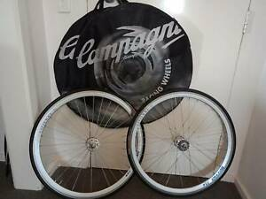 Pair Track Racing Wheels
