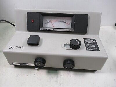 Spectrophotometer Milton Roy Spectronic 20 333182 Laboratory Device