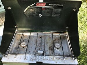 Coleman classic camp stove for sale