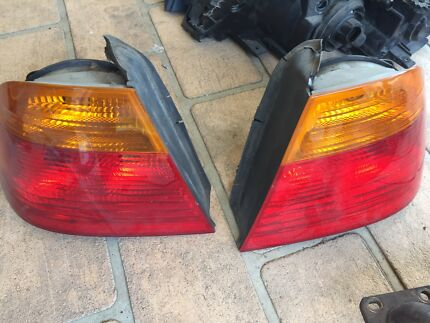 2001 bmw e46 325ci tail lights Glenmore Park Penrith Area Preview