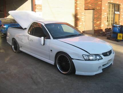 Holden Commodore vy ss ute Frankston Frankston Area Preview