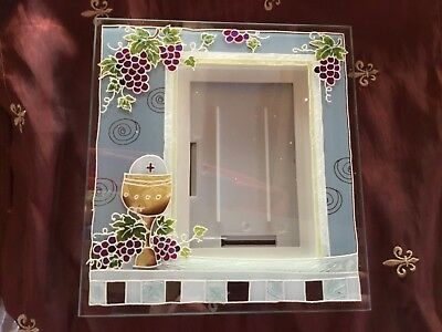 First holy communion picture frame for boy