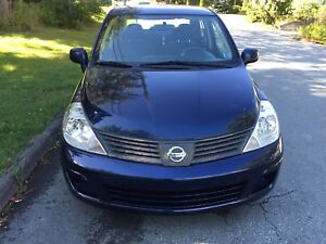 Auto 2011 Nissan Versa Sedan: New MVI Needs Nothing
