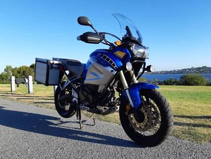 2010 Yamaha Super Tenere XT1200Z serviced, long rego   extras Osborne Park Stirling Area Preview