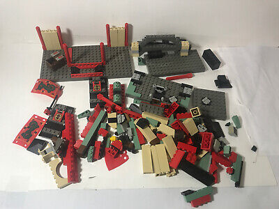 LEGO 7419 Orient Expedition Dragon Fortress Pieces Lot (RARE)