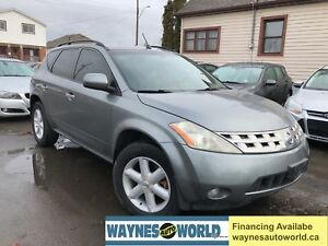 2005 Nissan Murano SE ***LEATHER & SUNROOF**
