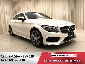 2017 Mercedes C300 4MATIC | Sport Package |