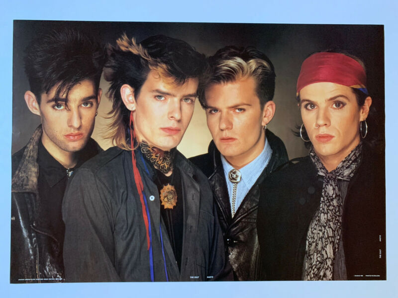 Original 1985 The CULT Promotional 1980