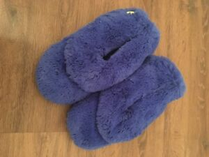 NEW Blue Slippers - Size XL