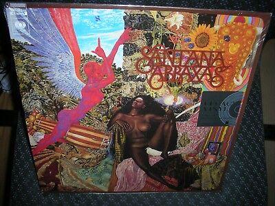 Santana   Abraxas   Brand New 180 Gram Record Lp Vinyl