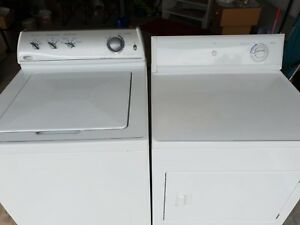 MAYTAG WASHER n FRIGIDAIRE DRYER Fully Working Good Condition