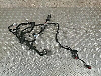 2010 JAGUAR XF X250 PASSENGER LEFT FRONT DOOR WIRING LOOM HARNESS 9X23-14A205-FC