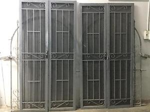 Double steel doors Botany Botany Bay Area Preview