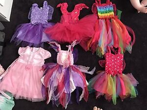Baby girl dress up costumes Warnbro Rockingham Area Preview