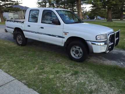 2001 Mazda B2600 Other Cottesloe Cottesloe Area Preview