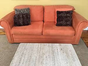 Three seater lounge and single arm chair Kings Cross Inner Sydney Preview