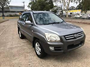 2005 Kia Sportage EX-L Automatic SUV Smithfield Parramatta Area Preview