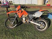 2000 model KTM 520 EXC Greta Cessnock Area Preview