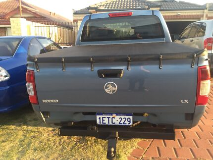 2006 HOLDEN RODEO DUAL CAB AUTO Yangebup Cockburn Area Preview