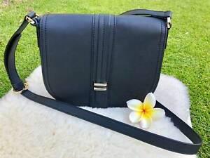 Cellini Genuine Leather Handbag / Shoulder Bag - NEW