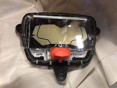 NEW 14 - 17  SeaDoo Sea Spark ACE 900 IBR Speedometer Cluster LCD OEM 8612