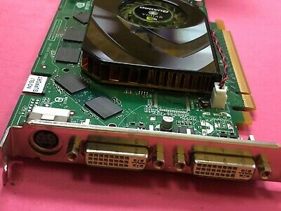 nVidia Quadro FX 1500 256MB PCI-E x16 Video Graphics Card 412834-001 413109-001