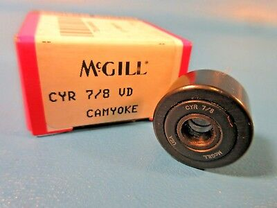 Mcgill Cyr 78 Vd Cam Yoke Roller Needle Bearing Type Cyr78 Usa Torrington