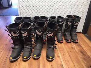 O'NEIL AND FLY MOTORCROSS BOOTS NEW St Agnes Tea Tree Gully Area Preview