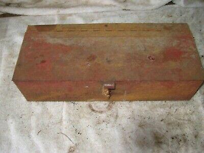 New Holland Baler Tool Box Fits 273 276 278 310 215 320