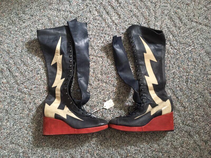Vintage 1979 Kiss Rock Boots