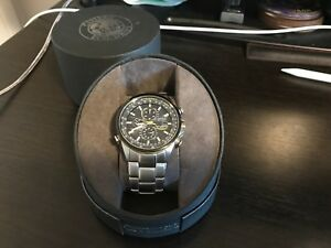Citizen Blue Angels Eco-Drive watch OBO