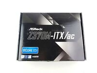 Asrock io shield Fatal1ty Z270 Gaming-ITX//ac  Z370 Gaming-ITX//ac #G6691 XH