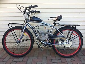 Gas and ebike builder