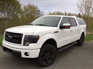 2013 F150 590HP Roush supercharged