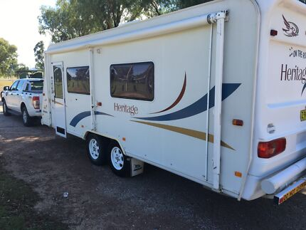 Luxury Lambton Couple Warren And Gina Irvine Signed Up With Camplify Soon After Paying $30,000 On A Jayco Outback Dove In  A Van To Hire It During Events Like Tamworths Country Music Week, Or Folks Who Simply Need A Caravan In Their