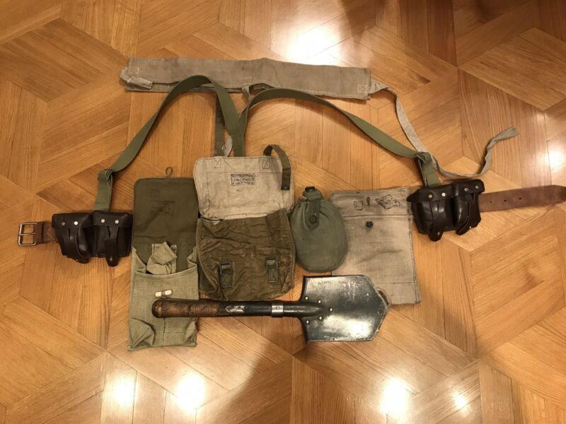 USSR WW II Rifleman's Chest Rig (RPS) Full Set 1939-1945