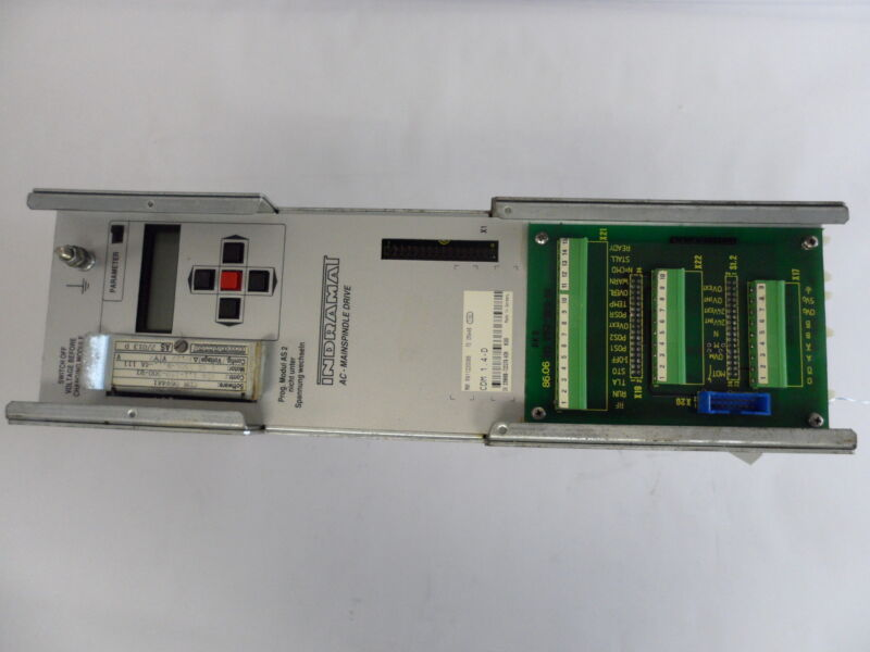 Indramat Cdm 1.4-d Spindle Drive , Cdm1.4-d Refurbished