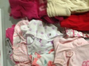 Name brand baby clothes lot 0-3 months