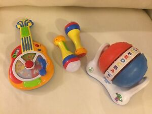 Leap frog toy lot