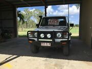 2005 DI-4200 turbo Toyota Landcruiser Ute Black River Townsville Surrounds Preview