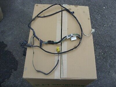 Renault Megane Headlight Foglight to Fusebox Wiring Loom Section 2006 8200437993